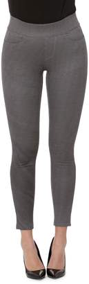 Lola Jeans Mid-Rise Skinny Houndstooth Jeans