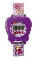 Barbie Digital Flower Design Girls Watch BM-WR01