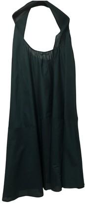 Green Cotton Mare Di Latte Dress for Women