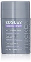 Bosley Professional Strength Hair Thickening Fibers, Dark Brown, 0.42 Ounce