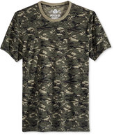 American Rag Men's Southwestern Camouflage-Print T-Shirt, Only at Macy's
