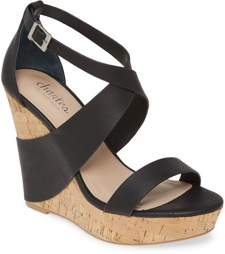 Charles by Charles David Atlantis Platform Wedge Sandal