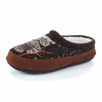 Acorn Forest Mule Slipper