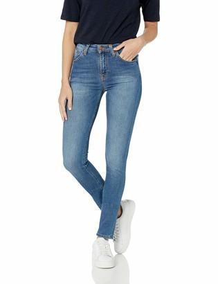Nudie Jeans Women's Hightop Tilde Blue Stellar 33/28