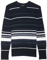 Hilles Stripe Cashmere Sweater