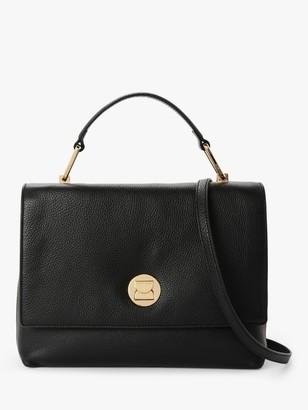 Coccinelle Liya Iconic Leather Shoulder Bag