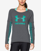 Under Armour Favorite Long-Sleeve Top