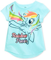 My Little Pony Cotton T-Shirt, Toddler & Little Girls (2T-6X)