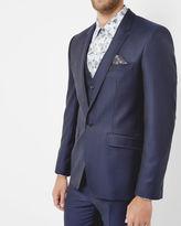 LEMMINJ Jaquard wool jacket