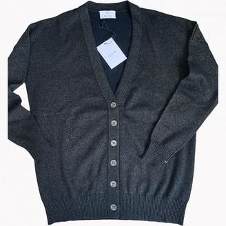 Allude Black Wool Knitwear for Women