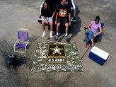 FANMATS 6972 ARMY Tailgater Rug