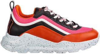 MSGM Hiking Low-Top Sneakers