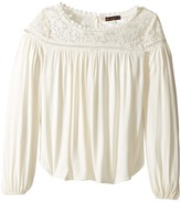 Ella Moss Gwen Bell Sleeve Top (Big Kids)