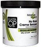 Elasta QP No Base Crme Relaxer, Regular Unisex by Elasta QP, 15 Ounce by ElastaQP