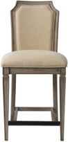 Bassett Mirror Bellamy Upholstered Stool