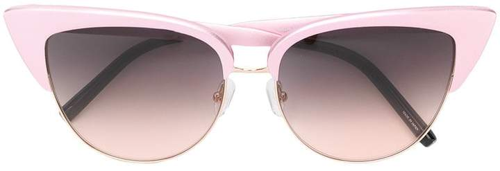 Matthew Williamson cat eye sunglasses