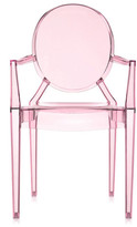 Kartell Lou Lou Ghost Child's Arm Chair