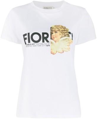 Fiorucci Fiorangels slim-fit T-shirt