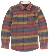 O'Neill Boy's 'Glacier Stripe' Fleece Shirt
