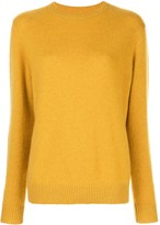 The Elder Statesman dolman sleeve jumper