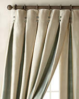 """Amity Home Each 96""""L Inverted Pleat Curtain"""