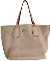 Coach Crossgrain Taxi Tote Other Leather Handbags