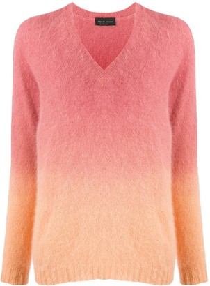 Roberto Collina Long-Sleeve Knitted Top