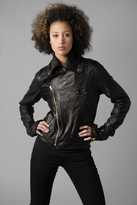 Mike & Chris Nolan Leather Jacket