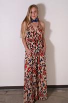 Tysa Capri Dress In Rise