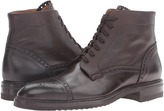 Gravati Captoe Pebble Grain Leather 7 Eyelet Boot Men's Boots