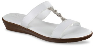 Easy Street Shoes Anna Wedge Sandal