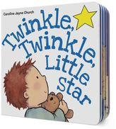 """Scholastic Twinkle, Twinkle, Little Star"""" by Caroline Jayne Church"""