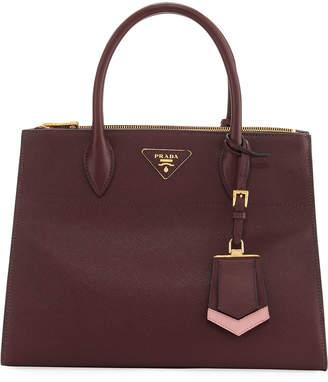 Prada Saffiano City Tote Bag