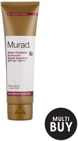 Murad ** Free Gift** Water-Resistant Sunscreen Broad Spectrum SPF 30 - 125ml & FREE Favourites Set*