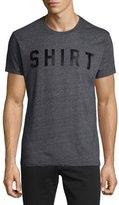 Sol Angeles Shirt-Text Short-Sleeve T-Shirt