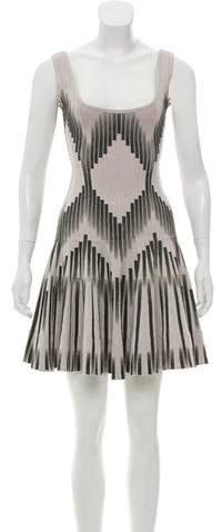 Herve Leger Peyton Bandage Dress
