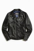 Schott X UO Pebbled Leather Perfecto Jacket