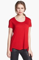 Vince Camuto Two by High/Low Tee