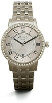 Kenneth Cole New York Women's KC4981 Classic Round Pink Dial Roman Numeral Bracelet Watch