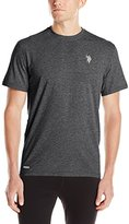 U.S. Polo Assn. Men's Feel Dry Comfort Body-Shaped Athletic T-Shirt