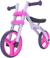 YBike Purple Blue Extreme 2.0 Balance Bike