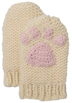 Joules Baby Character Knitted Mittens