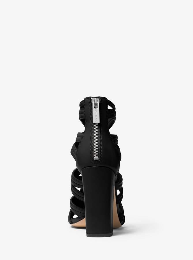 Michael Kors Pamina Calf Leather