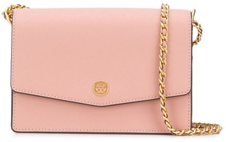 Tory Burch Robinson chain strap shoulder bag