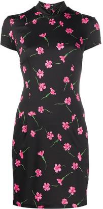 MARCIA Floral-Print Mini Dress