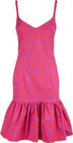 La DoubleJ Brera Cotton-Blend Dress