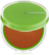 Cover Girl Clean Sensitive Skin Pressed Powder Tawny (N) 265, 10g Pan (Pack of 2)