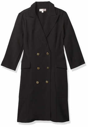 Nanette Lepore Women's Sheath Coat Dress