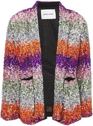 Antik Batik Sophie Sequined Georgette Jacket