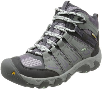 Keen Women's Oakridge Mid WP Hiking Boots